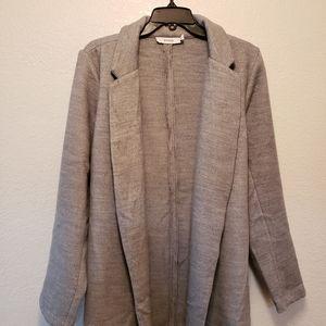 Gray Robe Coat